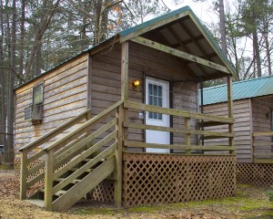 Rent a cabin in Virginia